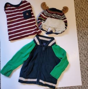 Gap baby boy 12-18 Month lot